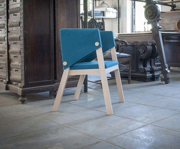 Ivetta Rocking Chair by Giancarlo Cutello | MOCO Vote