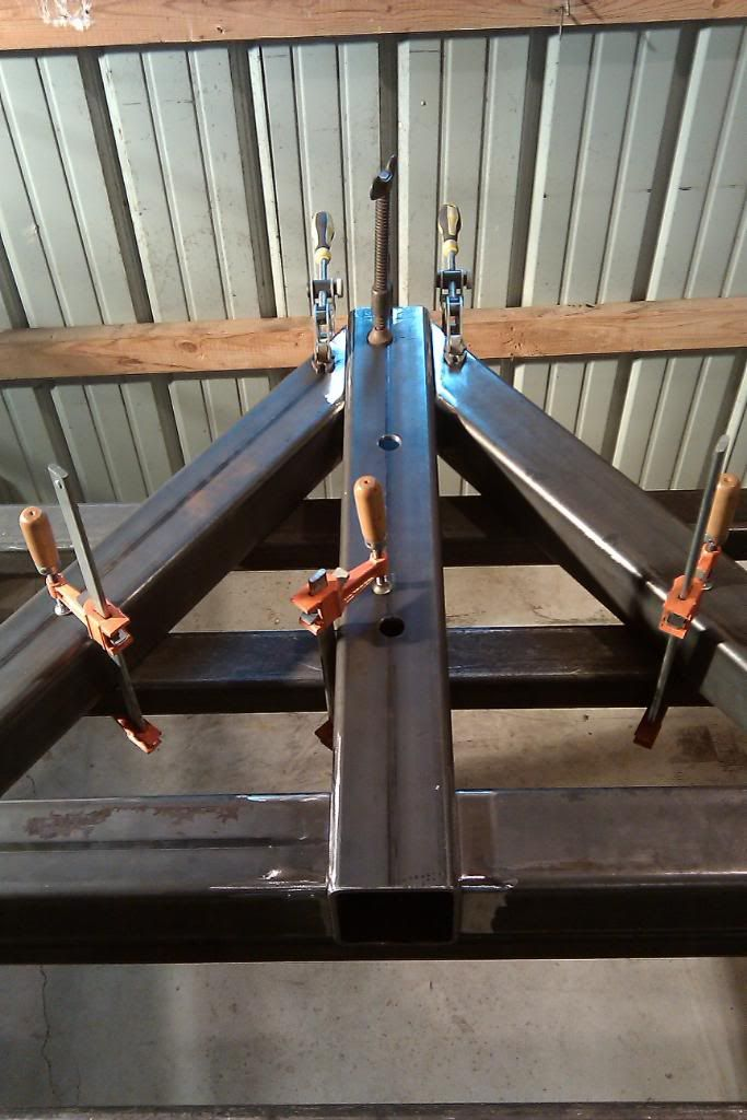 Engineering A Gantry Crane Pirate4x4 Com 4x4 And Off