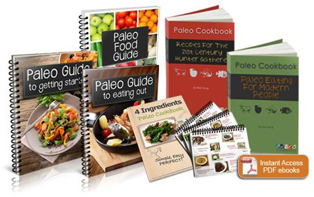Paleo Cookbooks - Complete Paleo Recipe Guide To Healthy Eating