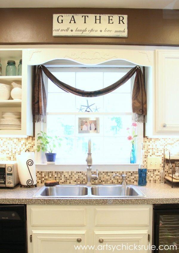 20 Diy Window Treatment Ideas Tutorials