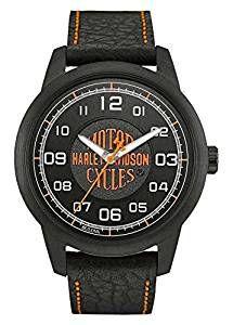 Harley Davidson Black Leather