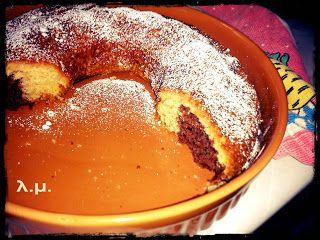 Οι λιχουδιές της Μαριφάνης: Νηστίσιμο κέικ μαρμπρέ!!!