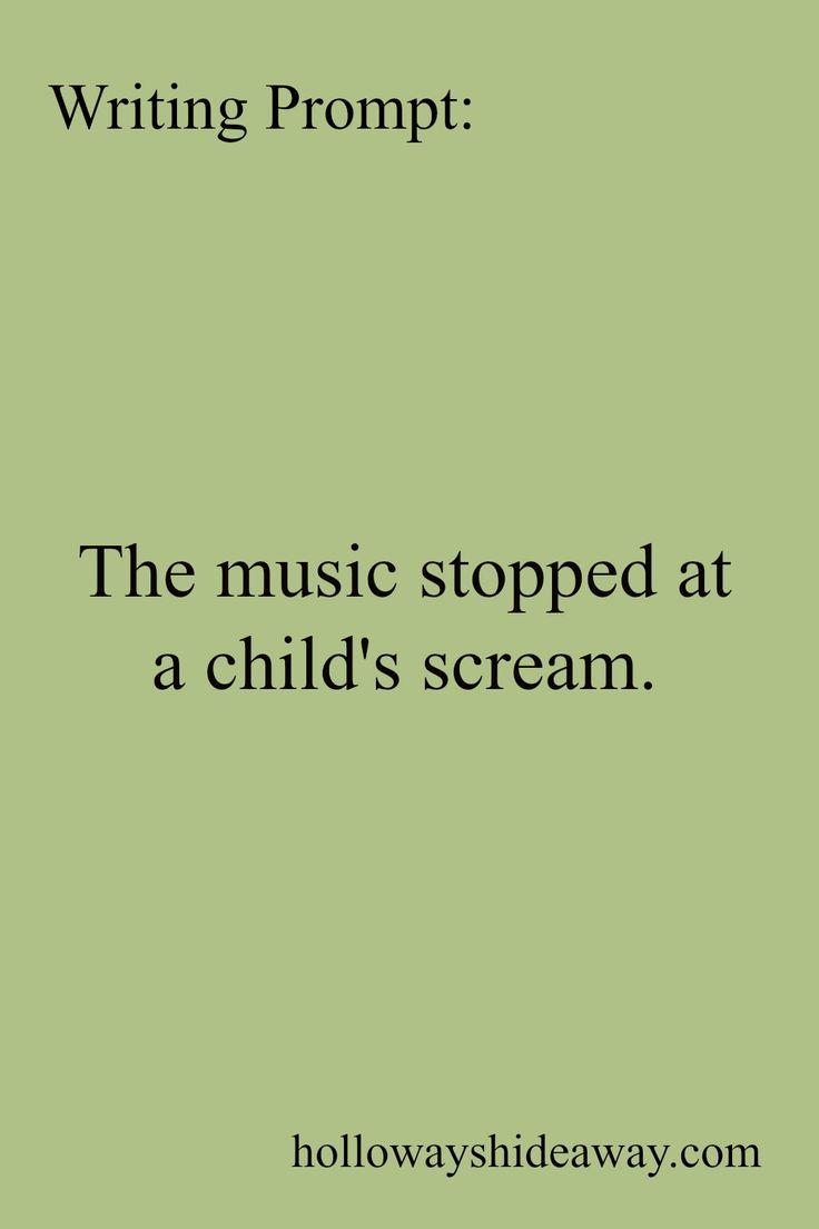 Die Musiks stoppte durch den Schrei eines Kindes. Kristen reagierte blitzschnell und riss das kind zur seite