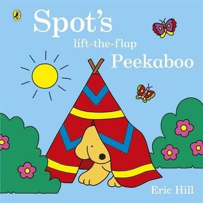 One year old gift ideas - Spot lift-the-flap books