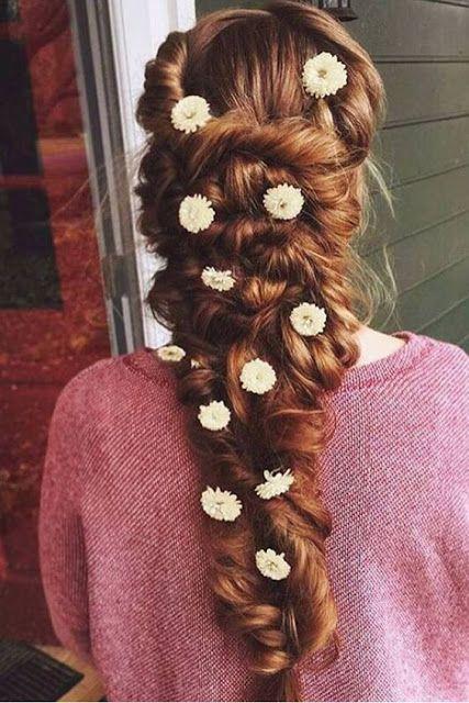 Heb+jij+veel+en+dik+haar?+Kijk+dan+naar+deze+prachtige+vlechten+voor+dik+en+lang+haar.
