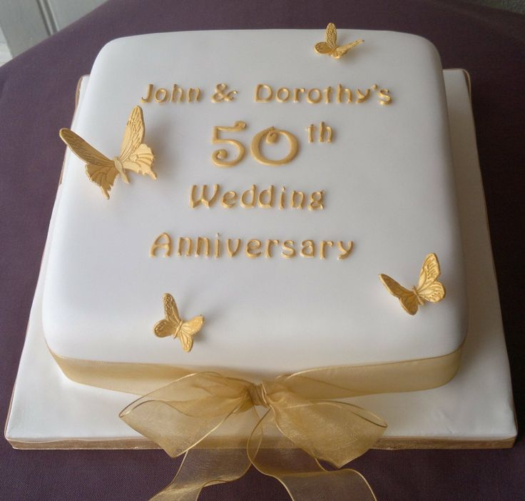 Golden anniversary welcome wedding cakes stuff to buy for 50th wedding anniversary cake decoration ideas