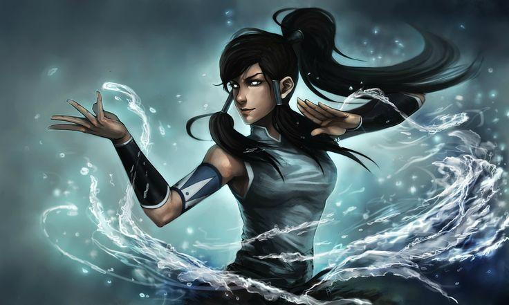 The Legend of Korra. Avatar Korra! Awesome!