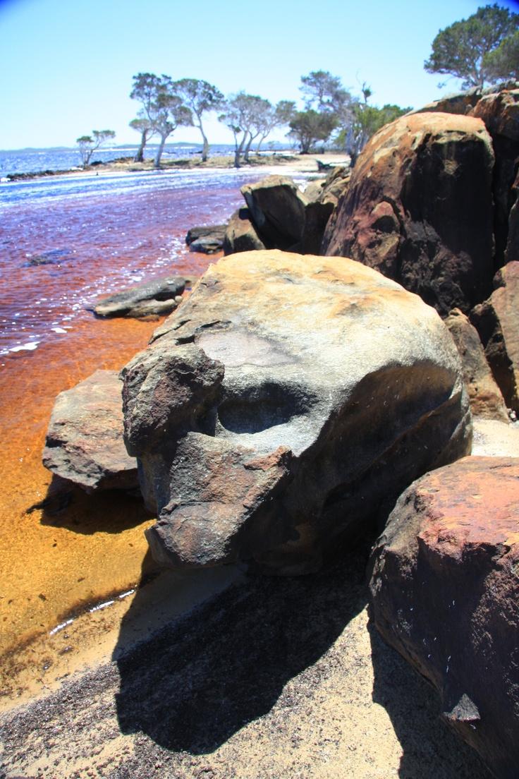 Broke Inlet in D'entrecasteaux National Park, Walpole, Western Australia