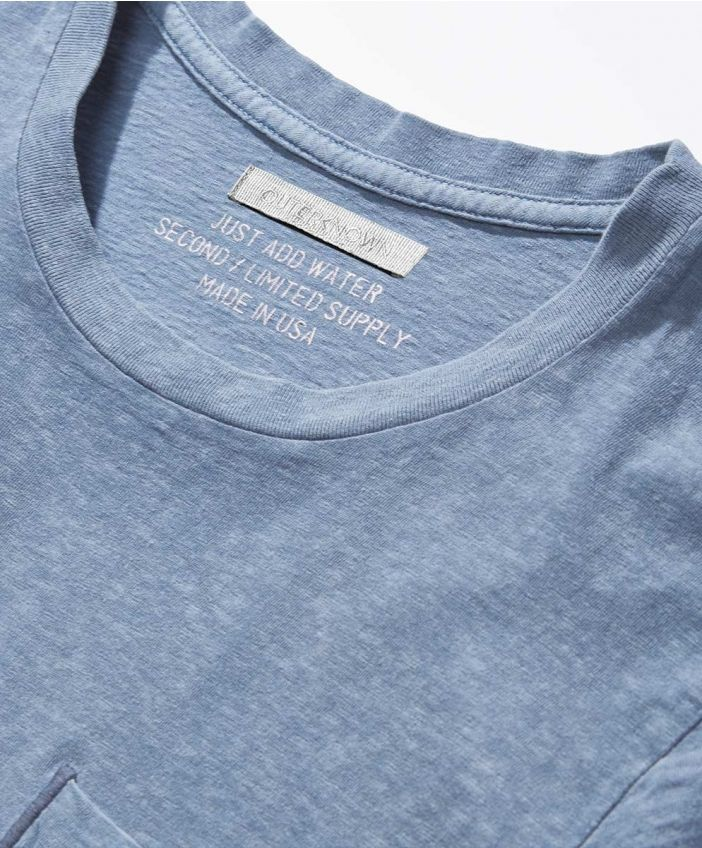 Men's Hemp, Peruvian, and Pima CottonTees and T-shirts | Outerknown