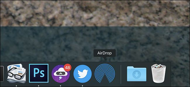 You know you can use AirDrop to quickly share files between Macs and iOS devices but on the Mac Airdrop is kind of hidden. Theres an icon in the sidebar of the Finder and thats it.  If you want AirDrop to be a little more prominent you can add an icon for it to your Dock but it takes a little bit of work. First open the Finder then click Go > Go To Folder in the menu bar.  The folder you want is /System/Library/CoreServices/Finder.app/Contents/Applications/ so go ahead and paste that. Next…