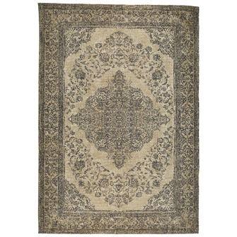 Vloerkleed Abadan olijf 160x240 cm | Vloerkleden | Woonaccessoires | Meubelen | KARWEI