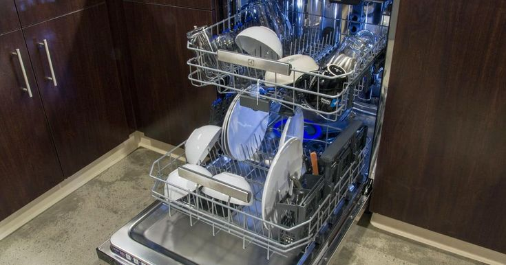 Dishwasher Smelling Ripe? Here's How to Clean a Dishwasher   Digital Trends
