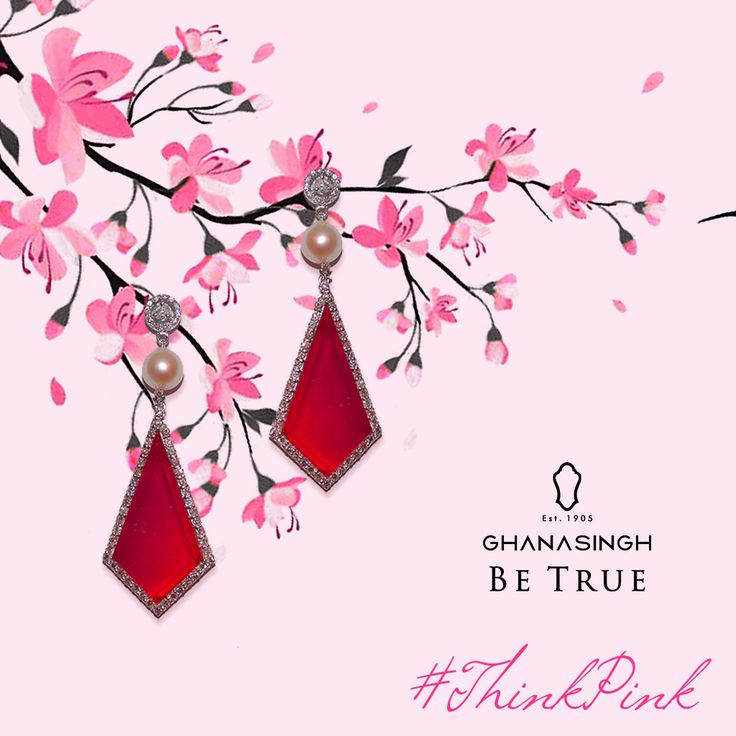 It's always appropriate when you #ThinkPink, just pick the colour & watch the magic!