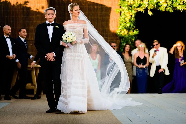 Ana Beatriz Barros and Karim El Chiaty's Wedding