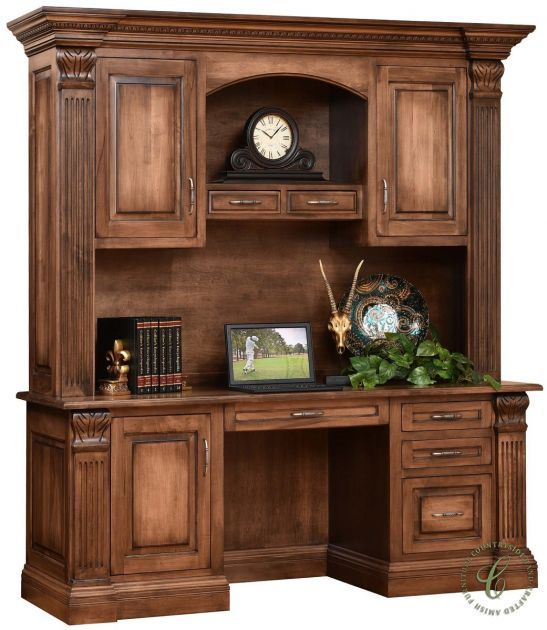 Delightful Fairbanks Executive Office Credenza. Executive OfficeAmish FurnitureOffice  ...
