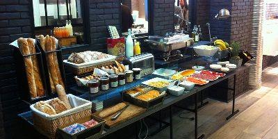 » L'Atelier de l'Eclair – brunch en buffet