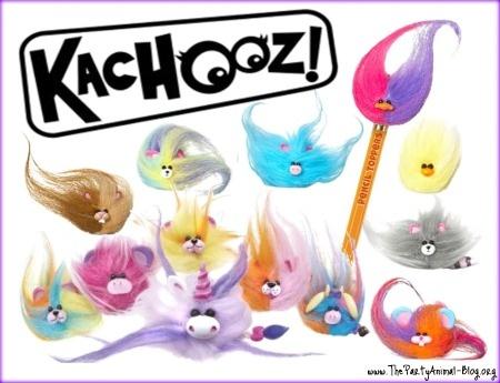 Kachooz Pencil Toppers