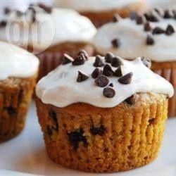 Muffin alla zucca e gocce di cioccolato @ allrecipes.it