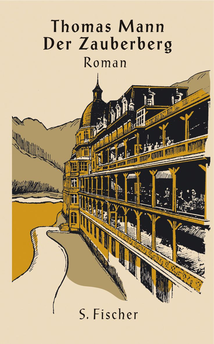 Thomas Mann: Der Zauberberg (The Magic Mountain) 1924 LB 4.1