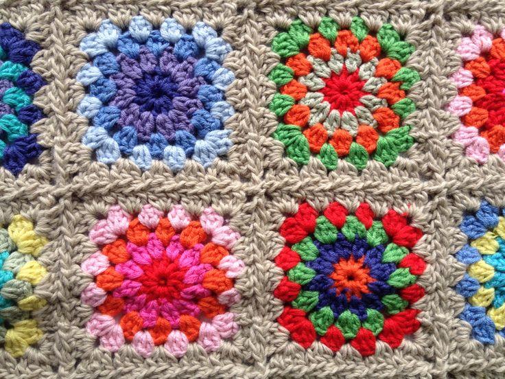 Crochet, granny