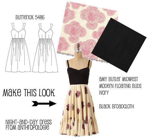 DIY casual dress