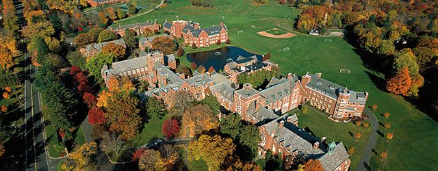 The Taft School in CT