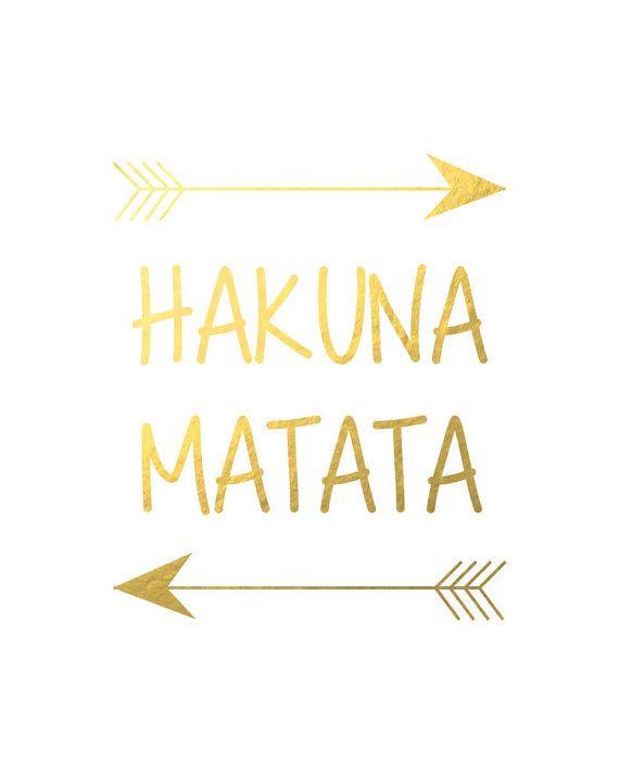 Fondo De Hakuna Matara✌