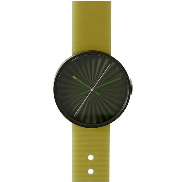 Nava Watch – Plicate – Green December 2014 Collection At UK Official Store Clockwize