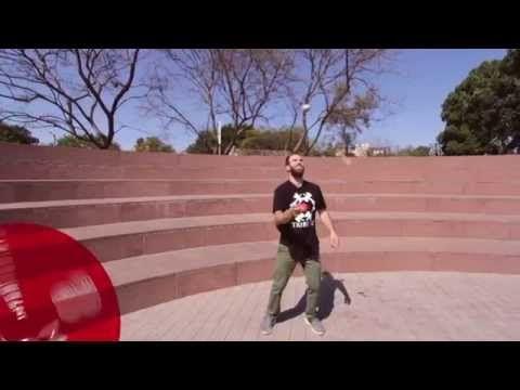 Kendama USA - Trick Tutorial - Intermediate - Moon Circle - YouTube