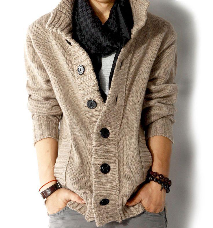 Mens Knitwear Cardigan http://www.storenvy.com/products/10414641-mens-knitwear-cardigan