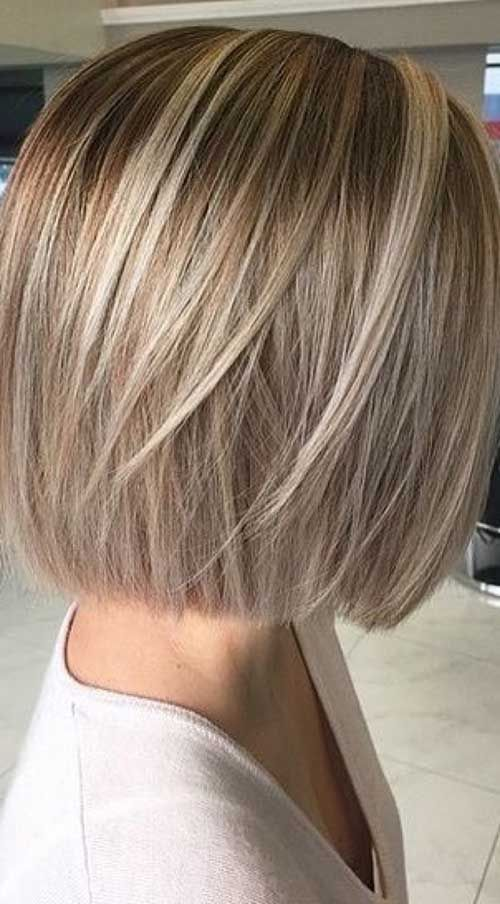 30 New Bob Haircuts 2015 - 2016 | Bob Hairstyles 2015 - Short Hairstyles for Women                                                                                                                                                      More