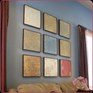 25+ unique Scrapbook paper art ideas on Pinterest ...