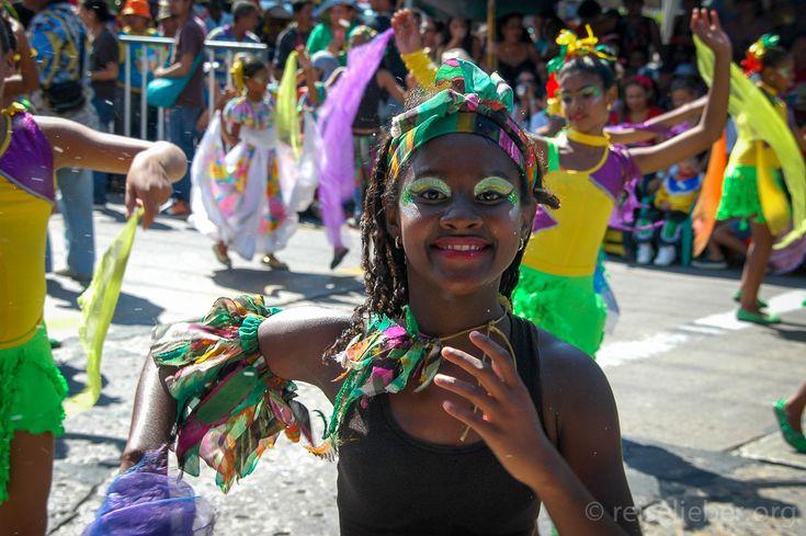 Parada de Niños, Carnaval de Barranquilla  #Kolumbien #Karneval #Barranquilla #reiselieber