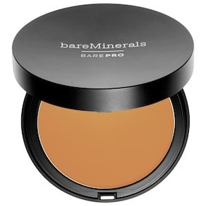 Shop bareMinerals' BAREPRO Performance Wear Powder Foundation at Sephora. It delivers naturally matte, full, flawless coverage.