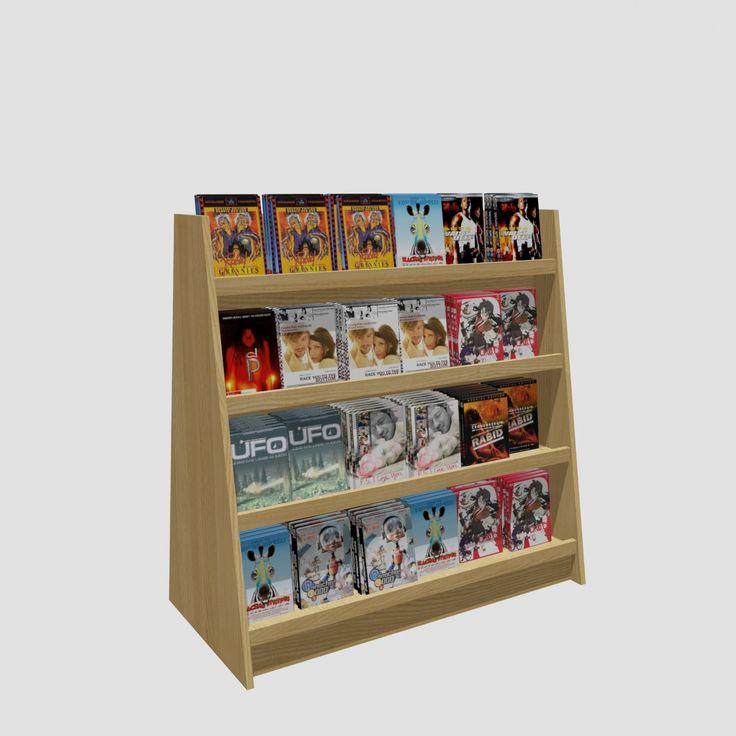 Γόνδολα βιβλιοπωλείου 01-003
