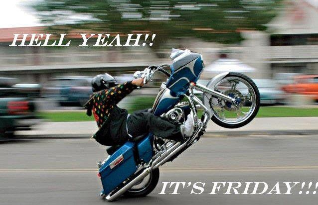 Happy Friday! Harley-Davidson of Long Branch www ...