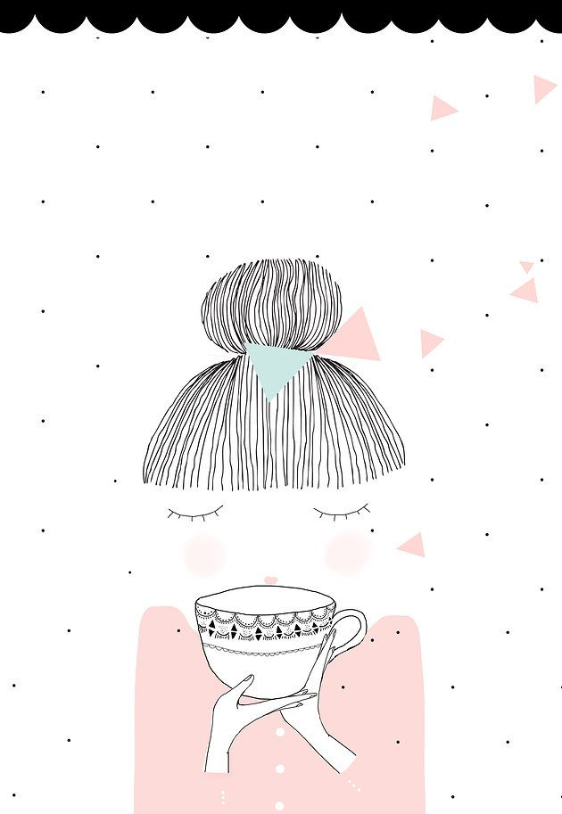 25 Best Ideas About Tea Illustration On Pinterest Tea