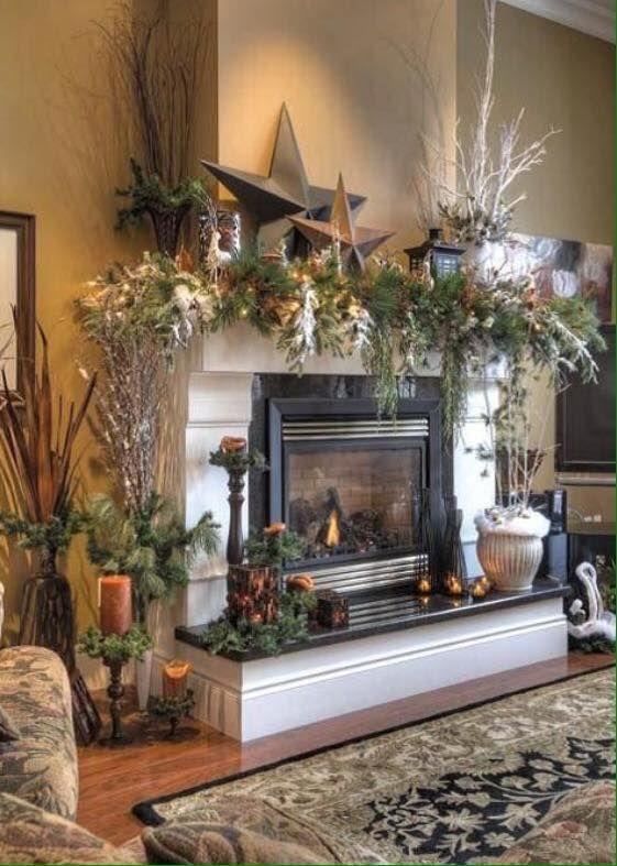CHRISTMAS DECOR IDEAS AND NOSTALGIA Christmas decorate Ideas