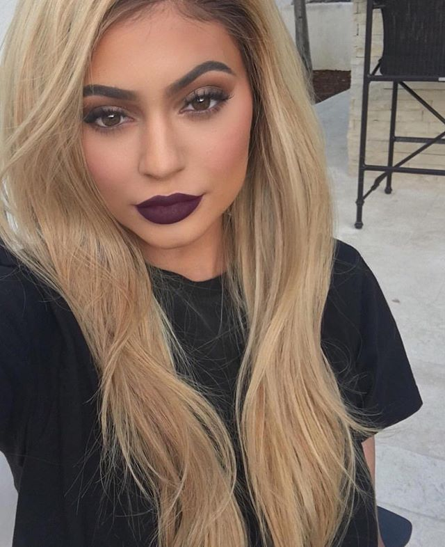 She's so gorgeous ❤️@KylieJenner and that hair!! @tokyostylez