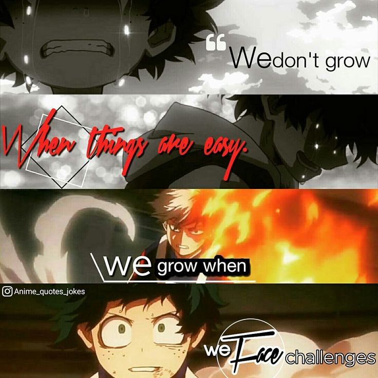 Animequotes Anime quotes Boku no hero academia Todoraki Midoriya