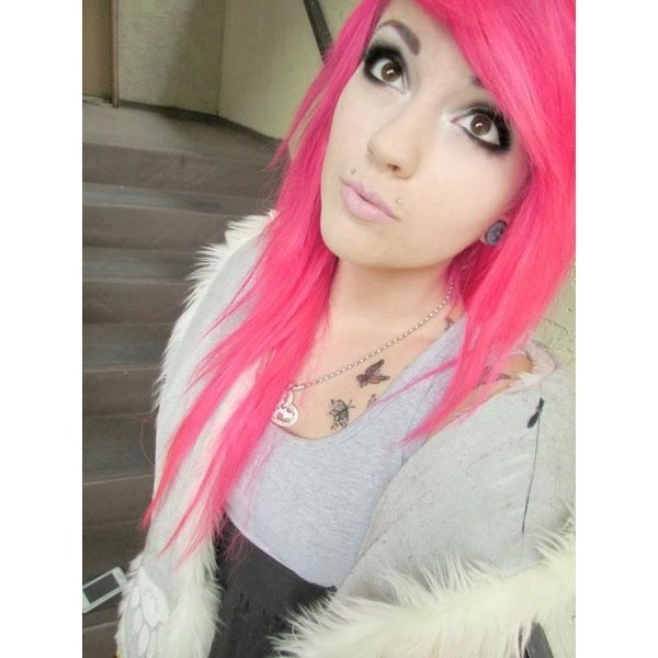 174 best Characters (girls, pink hair) images on Pinterest ... Leda Muir And Mary