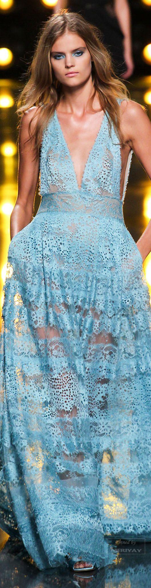 337 best Art of Fashion: Elie Saab images on Pinterest   Cute ...