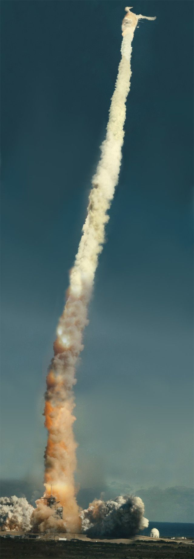 space shuttle explosion 1985 - photo #15