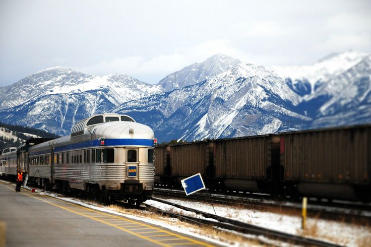The Rupert Rocket: BC's other train journey