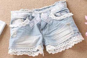 шорты из джинс своими руками: 30 тыс изображений найдено в Яндекс.Картинках