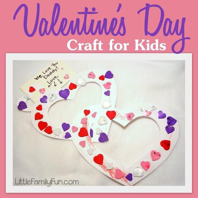 1000+ Images About Valentine Kids Crafts On Pinterest