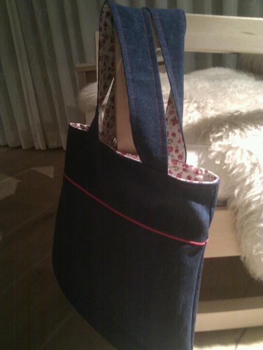 Mijn versie van de elisanna tas