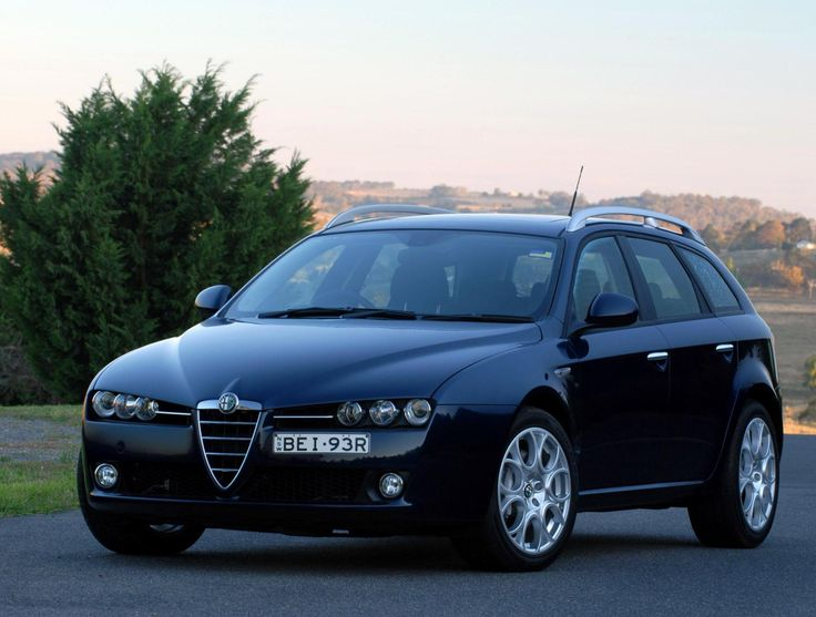 81 best alfa romeo 159 sportwagon images on pinterest | cars