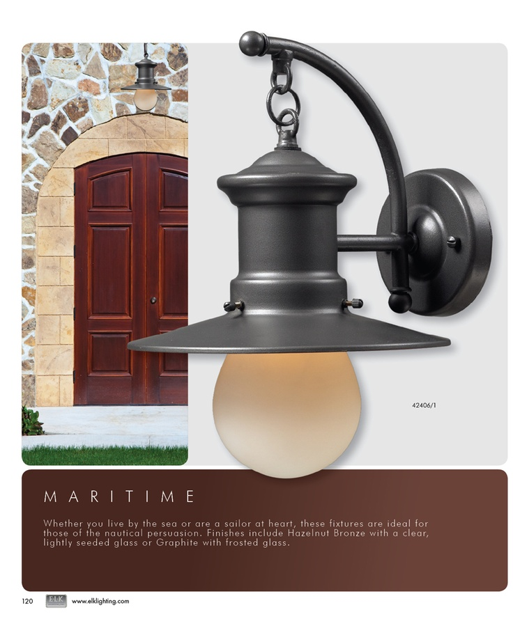 Elk Lighting   Maritime Collection91 best Outdoor images on Pinterest   Outdoor lighting  Exterior  . Elk Lighting Catalog. Home Design Ideas