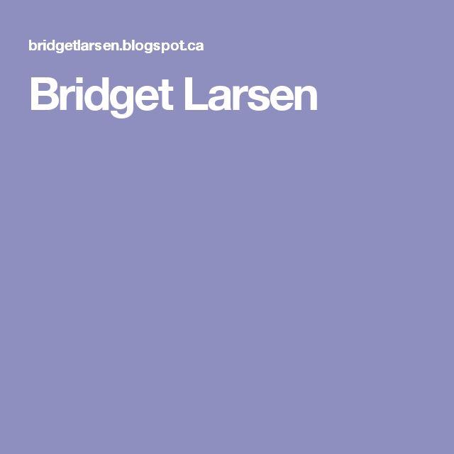 Bridget Larsen